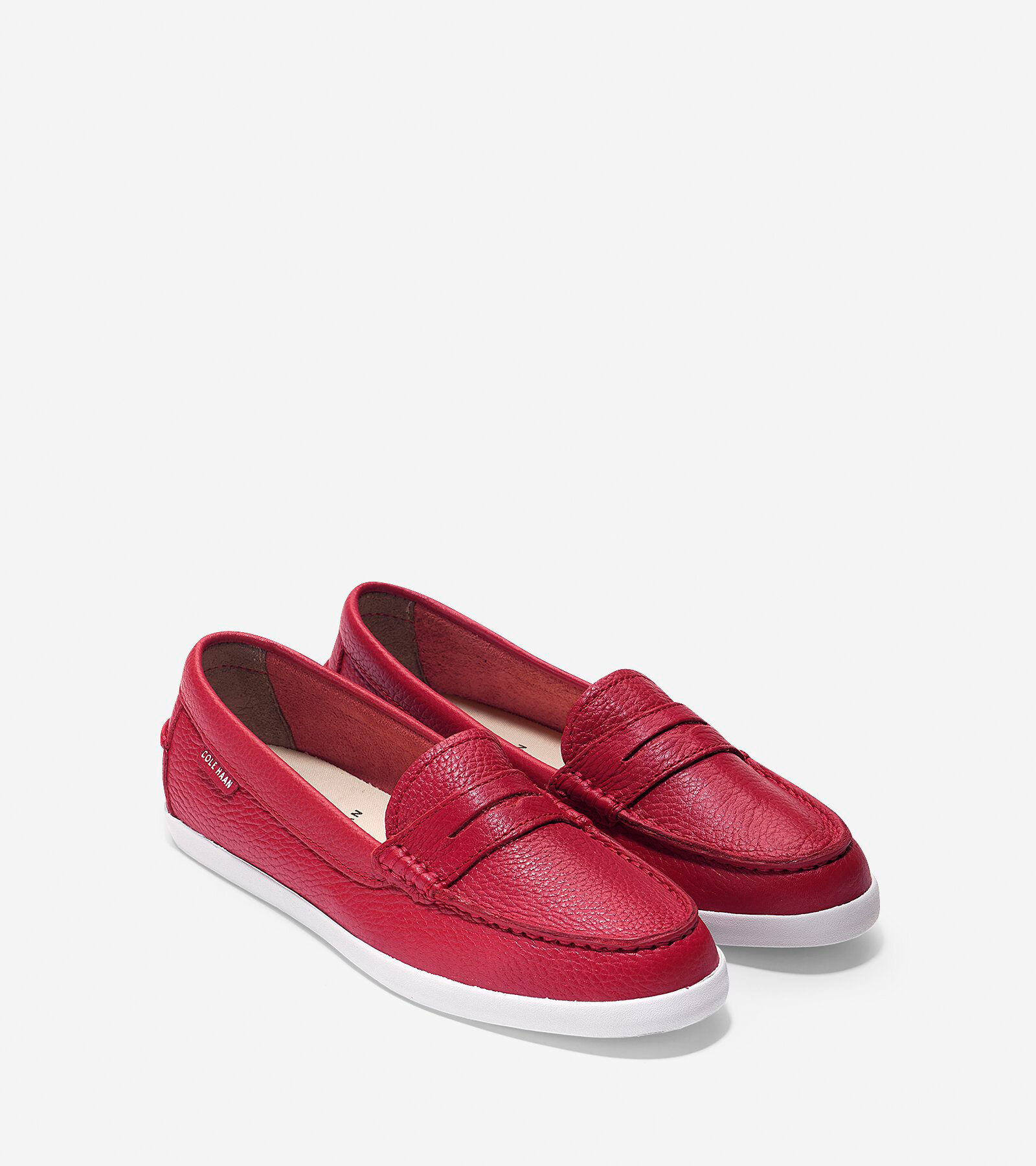 Womens Shoes Cole Haan Pinch Weekender Red Patent