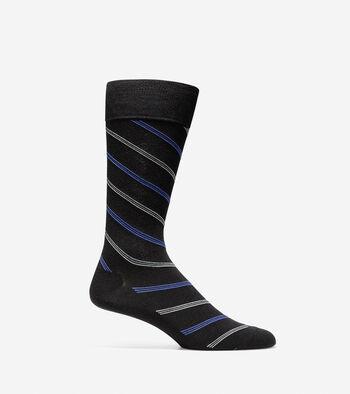 Varsity Stripe Crew Sock