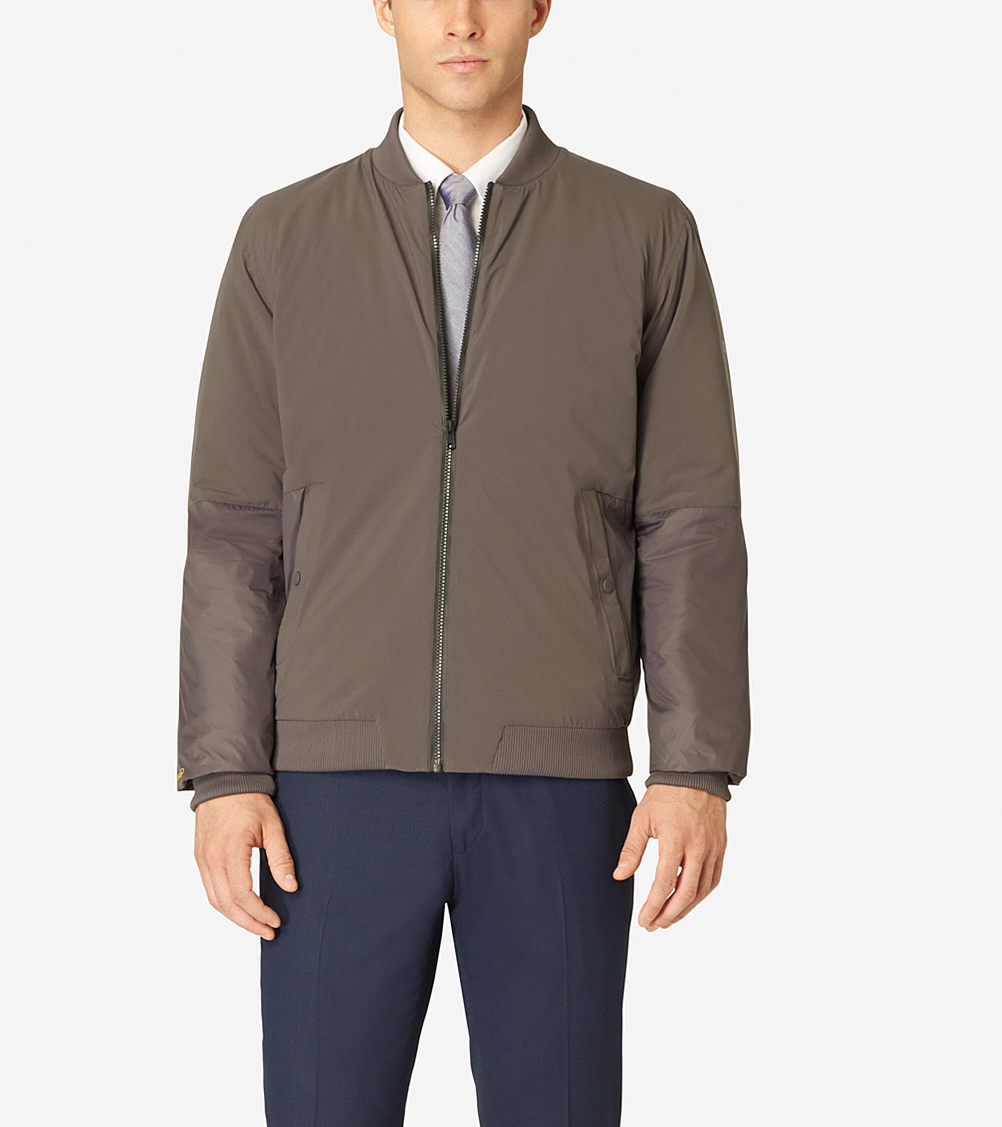 Outerwear > ZERØGRAND Bomber Jacket