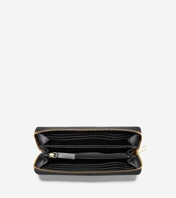 Zoe Continental Wallet
