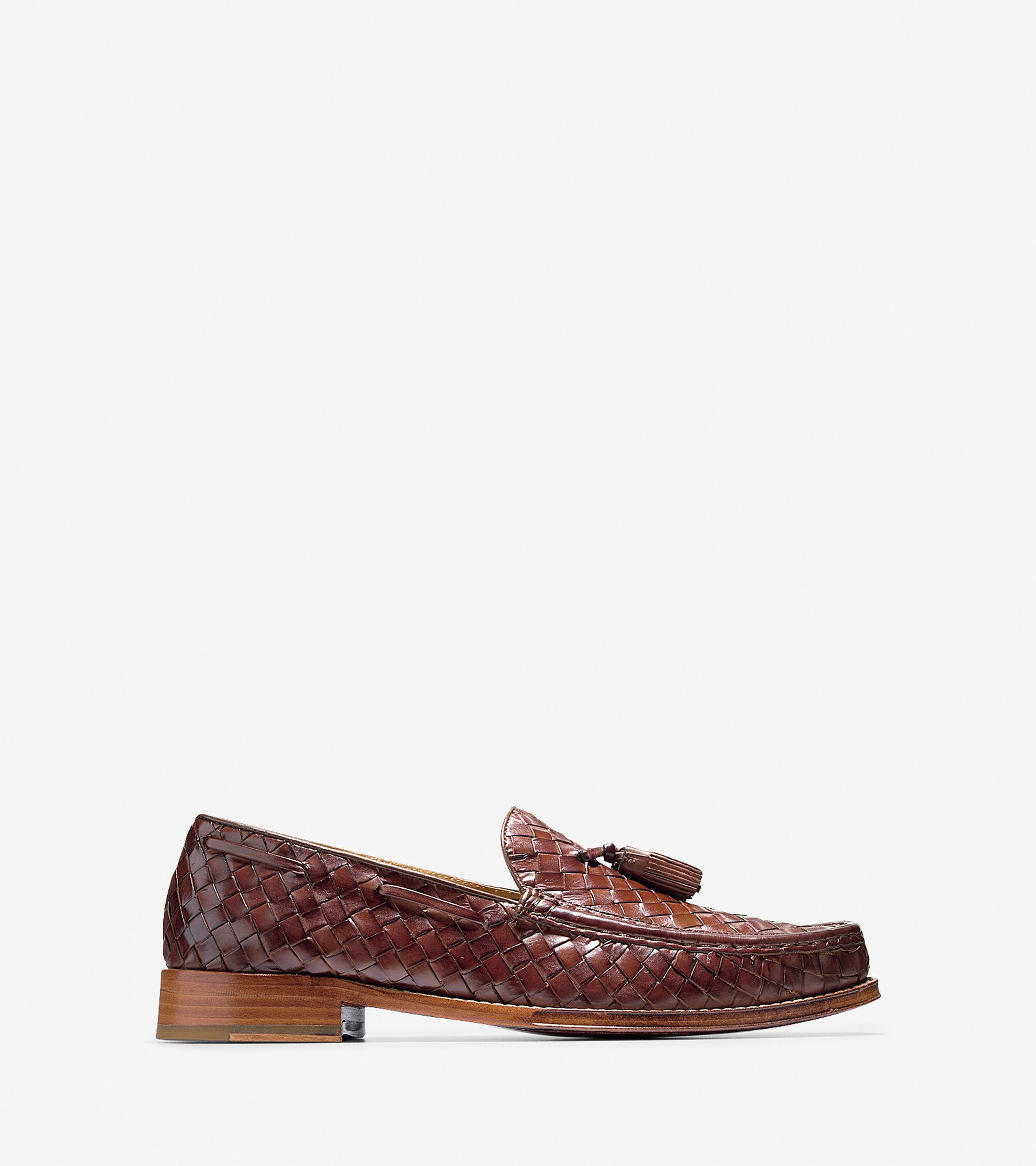 Shoes > Brady Woven Penny Tassel