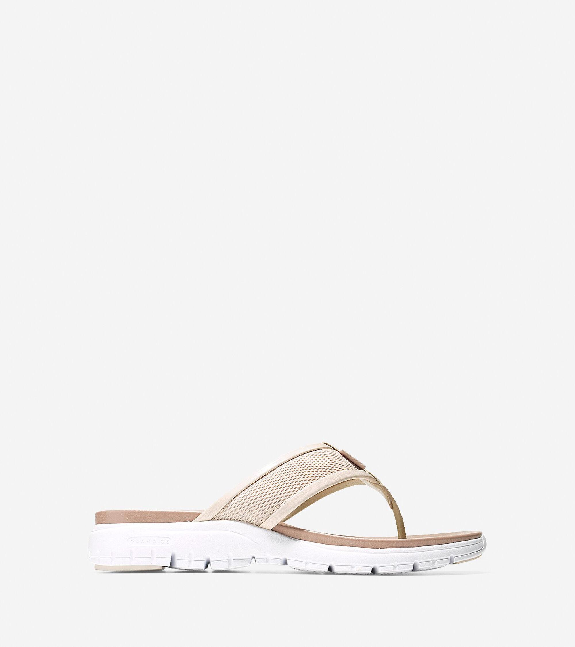 Shoes > ZERØGRAND Thong Sandal