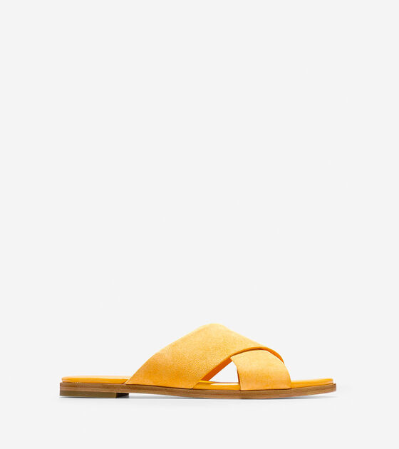 Shoes > Anica Criss Cross Sandal