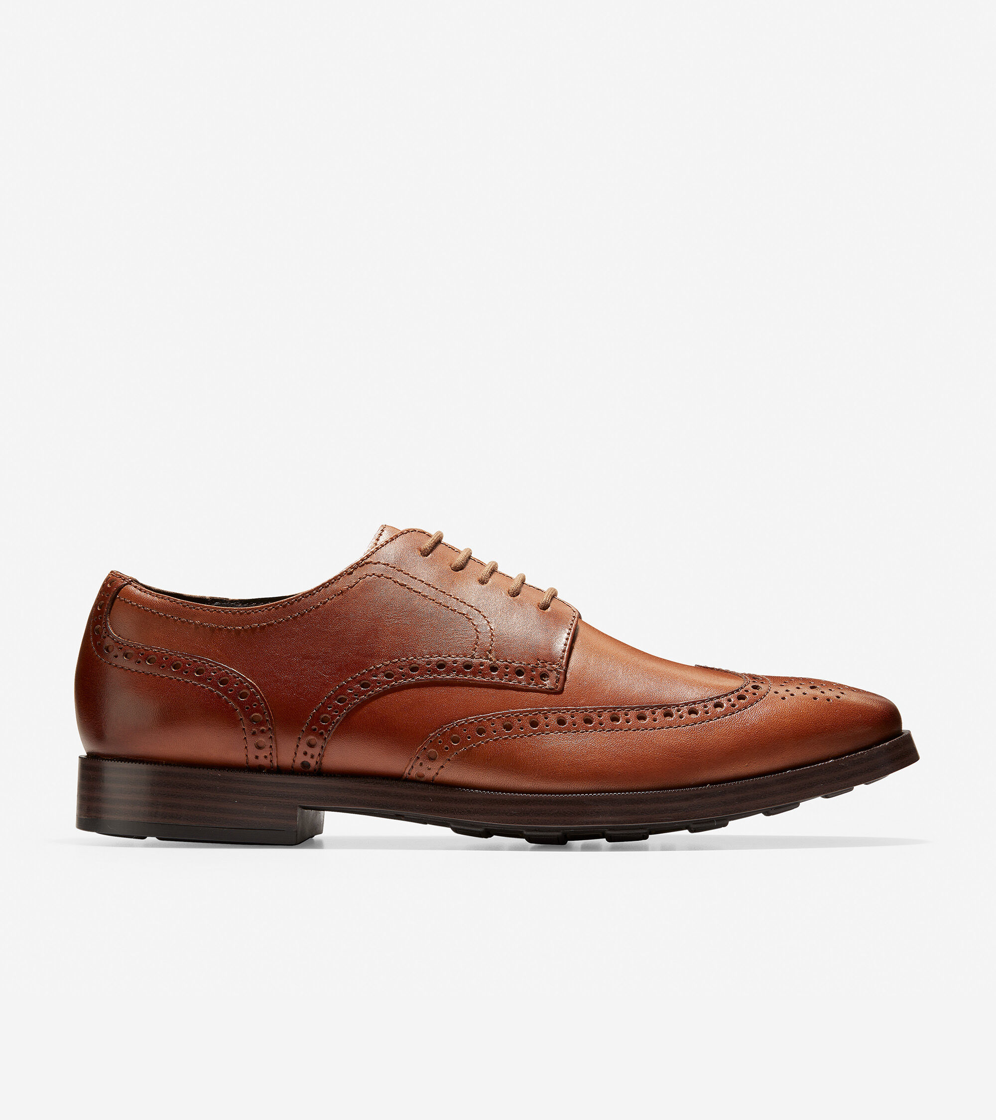 Oxfords & Monks > Jefferson Grand Wingtip Oxford