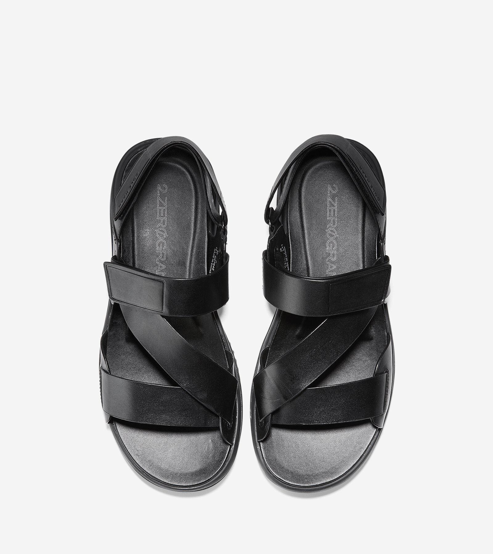 Cole Haan ZeroGrand 2-Strap Sandal CgASfS