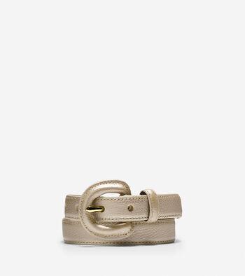Italian Calf Leather Belt