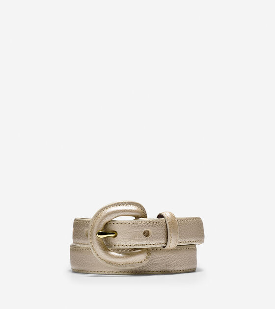 Accessories > Italian Calf Leather Belt