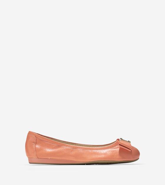 Ballet Flats & Wedges > Tali Bow Ballet Flat