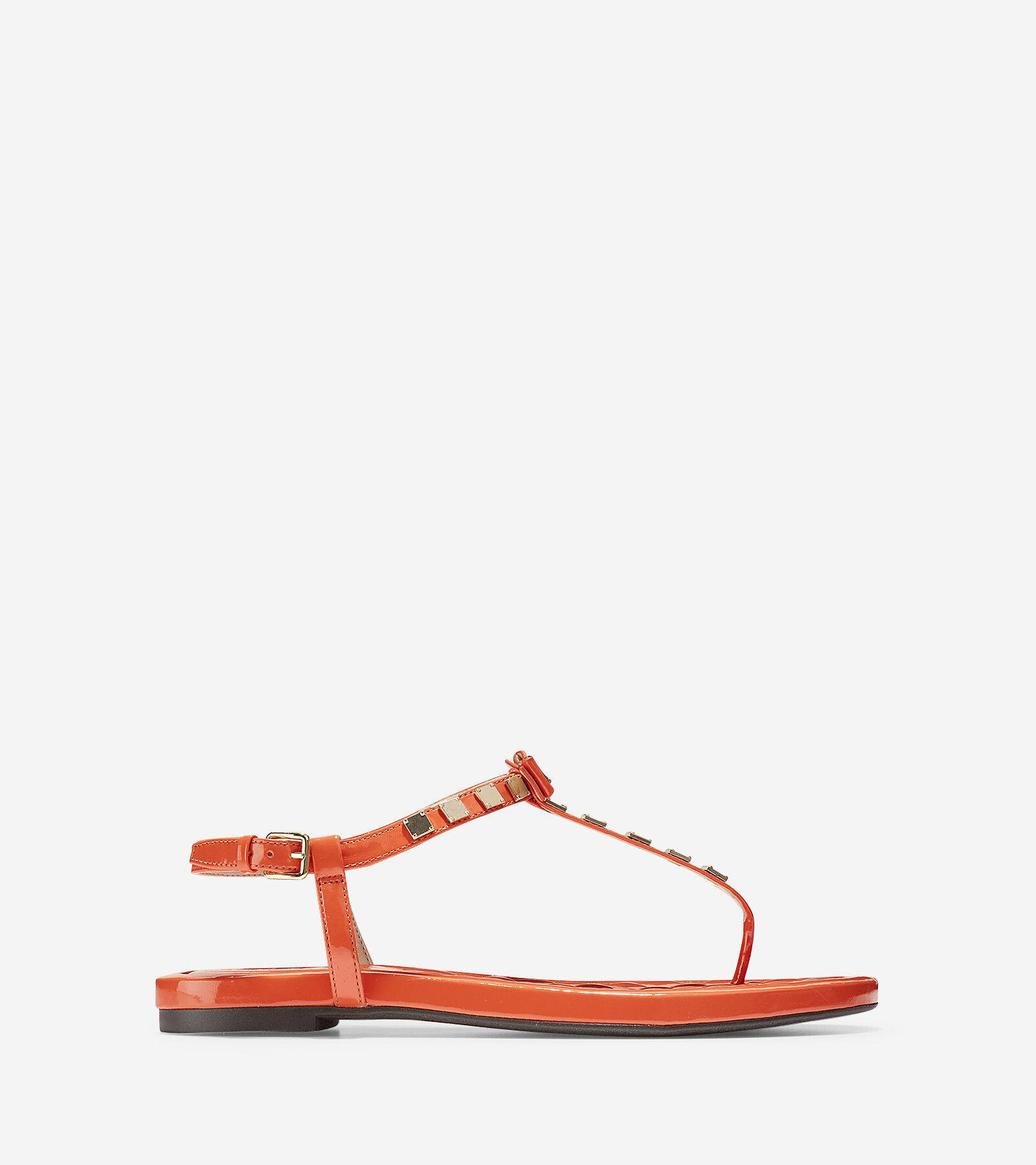 Cole Haan Tali Mini Bow Studded Sandals GTy7hjhg