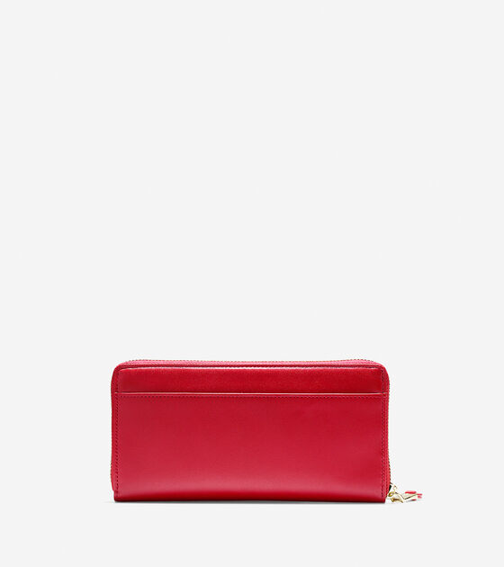 Juliet Continental Zip Wallet