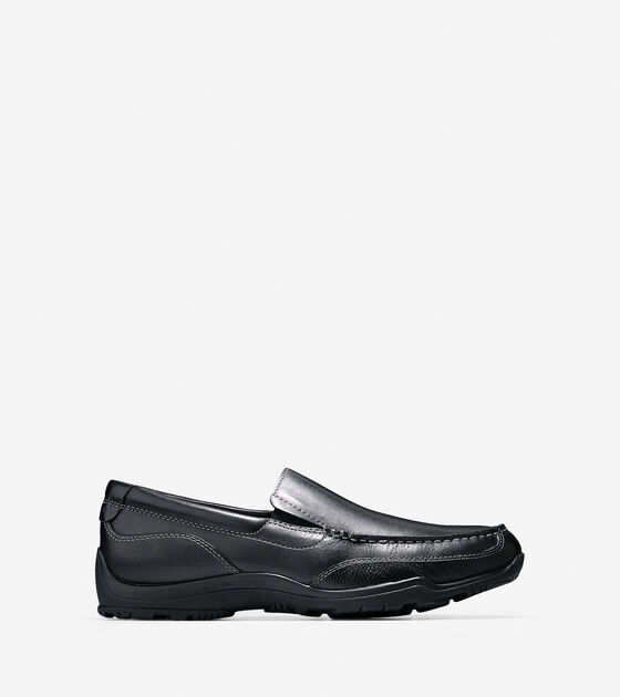 Loafers & Drivers > Hughes Grand Venetian Loafer