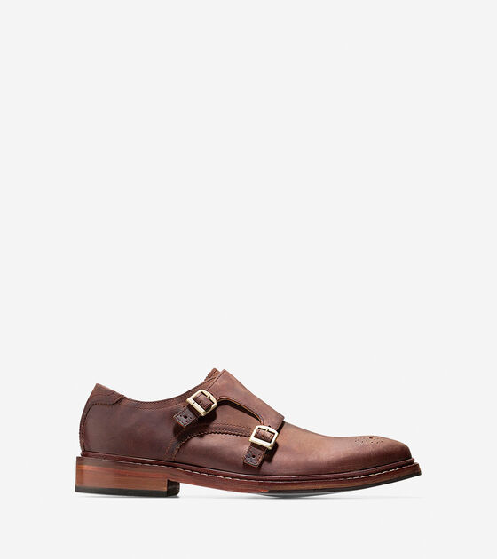 Shoes > Williams Welt Double Monk