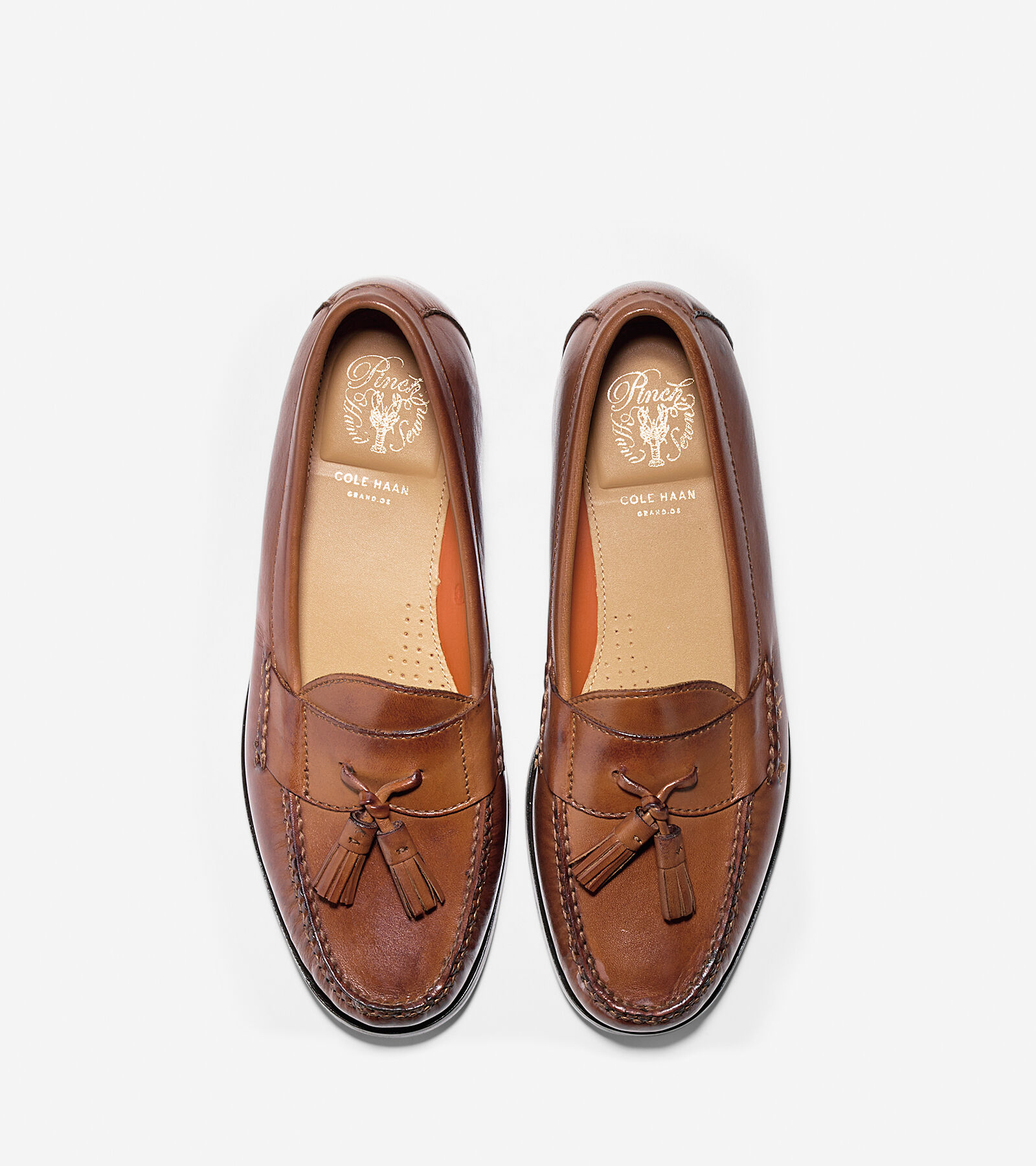 ... Men's Pinch Grand Tassel Loafer; Men's Pinch Grand Tassel Loafer. # colehaan