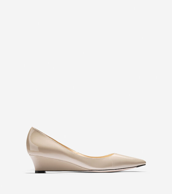 Shoes > Bradshaw Wedge (40mm) - Pointy Toe