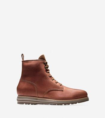 Lockridge Waterproof Plain Toe Boot