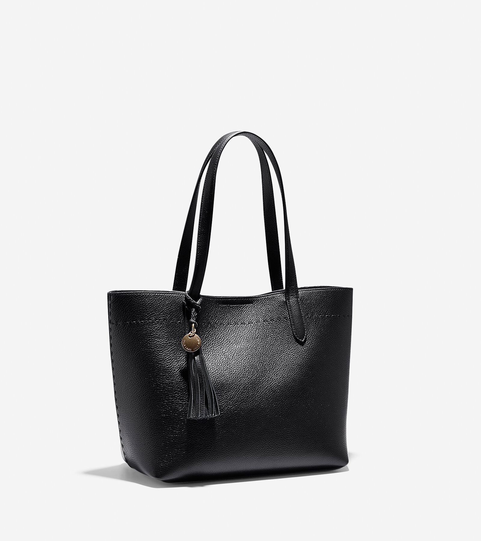 Women S Payson Small Tote In Black Cole Haan