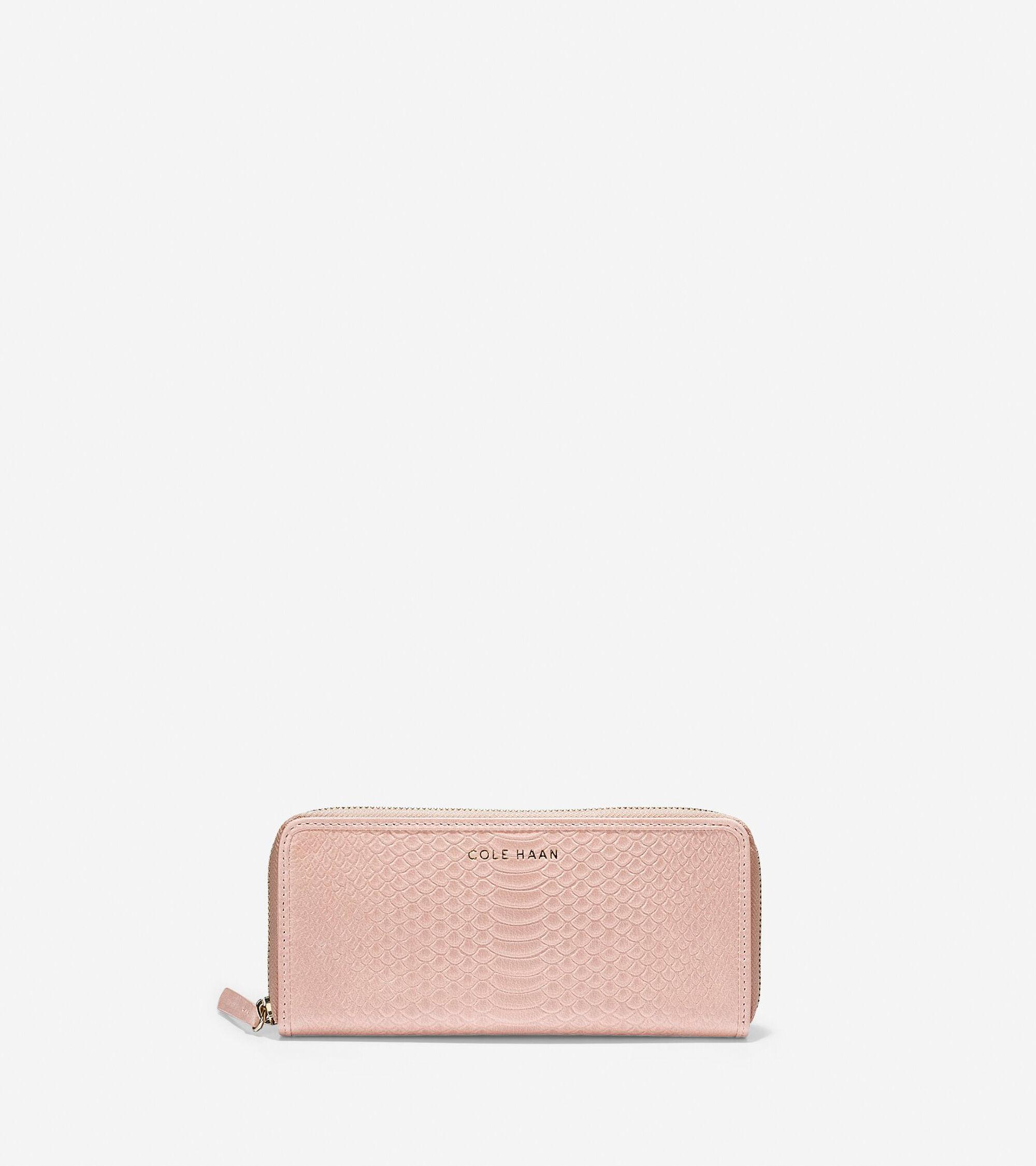 Accessories > Isabella Continental Zip Wallet