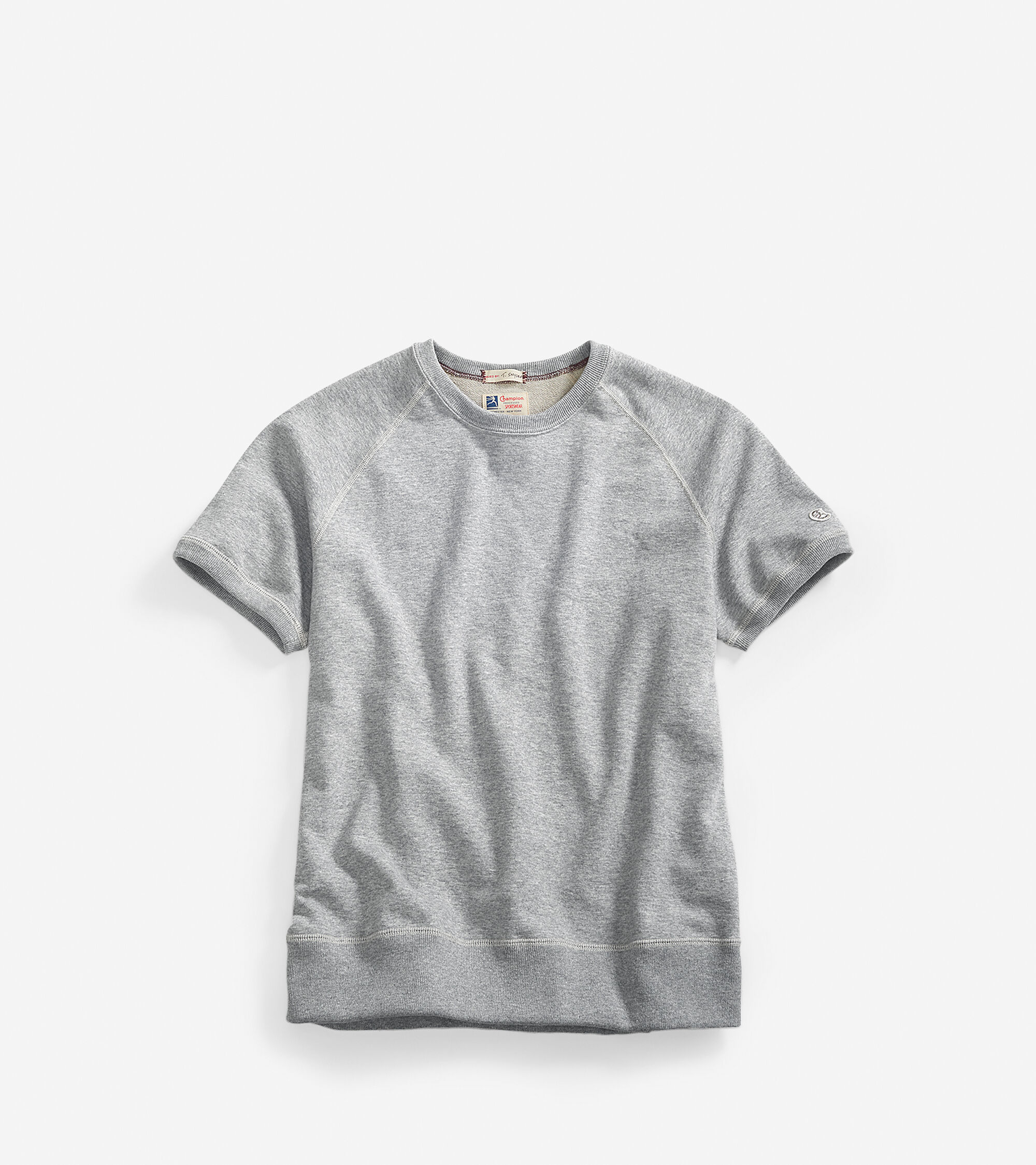 Apparel > Short Sleeve Sweatshirt