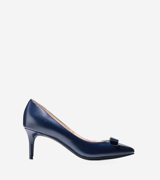 Shoes > Kelsey Detail Waterproof Pump (65mm)