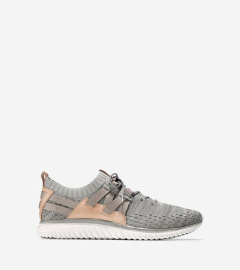 GrandMøtion Woven Sneaker with Stitchlite™