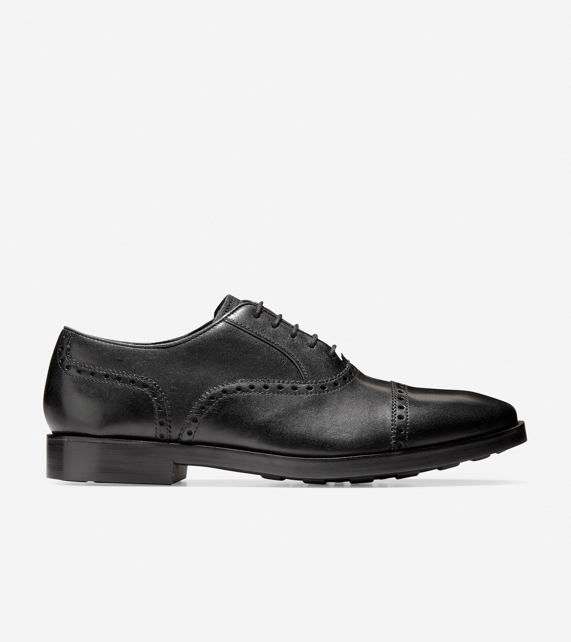 Cole Haan Hamilton Grand Cap Toe Oxford Shoes