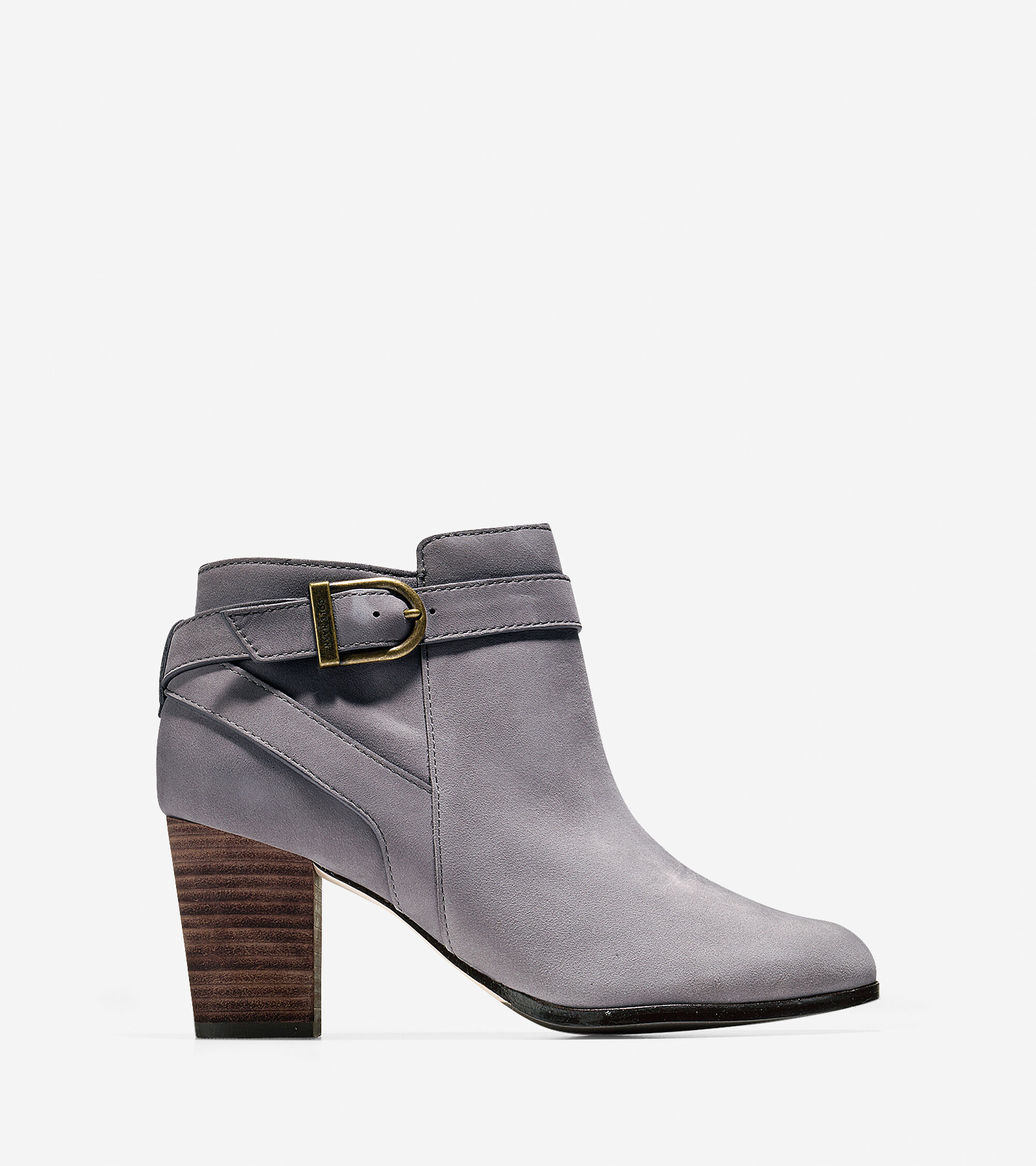 Shoes > Cassidy Strap Bootie (70mm)
