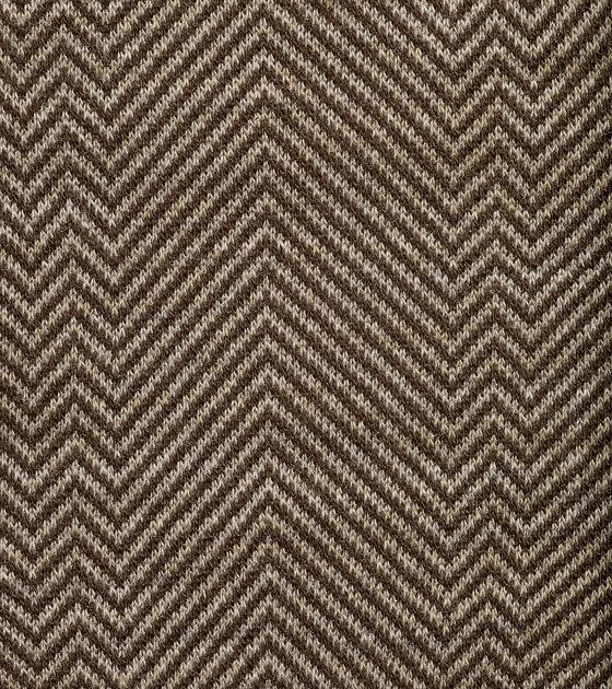 Herringbone Merino Wool Crew
