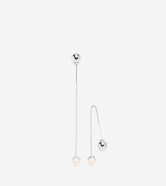 Pearl Ear Threader