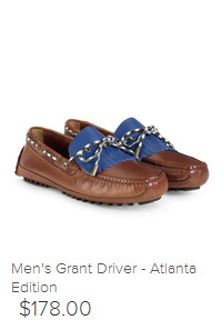 Men's Grant Driver - Atlanta Edition