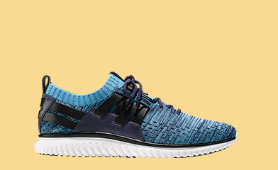 Men's GrandMøtion Woven Sneaker with Stitchlite™