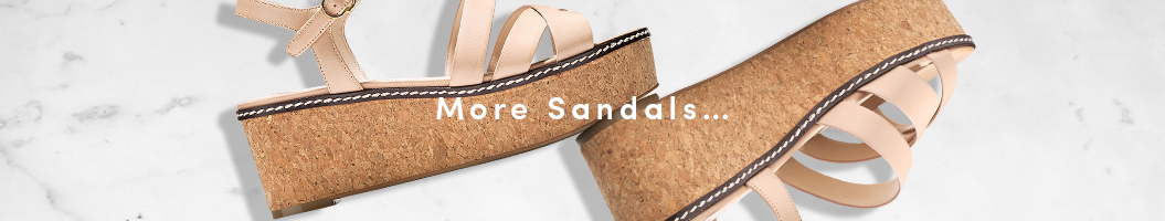 More Sandals...