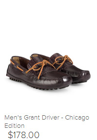 Men's Grant Driver - Chicago Edition