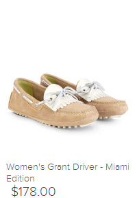 Women's Grant Driver - Miami Edition