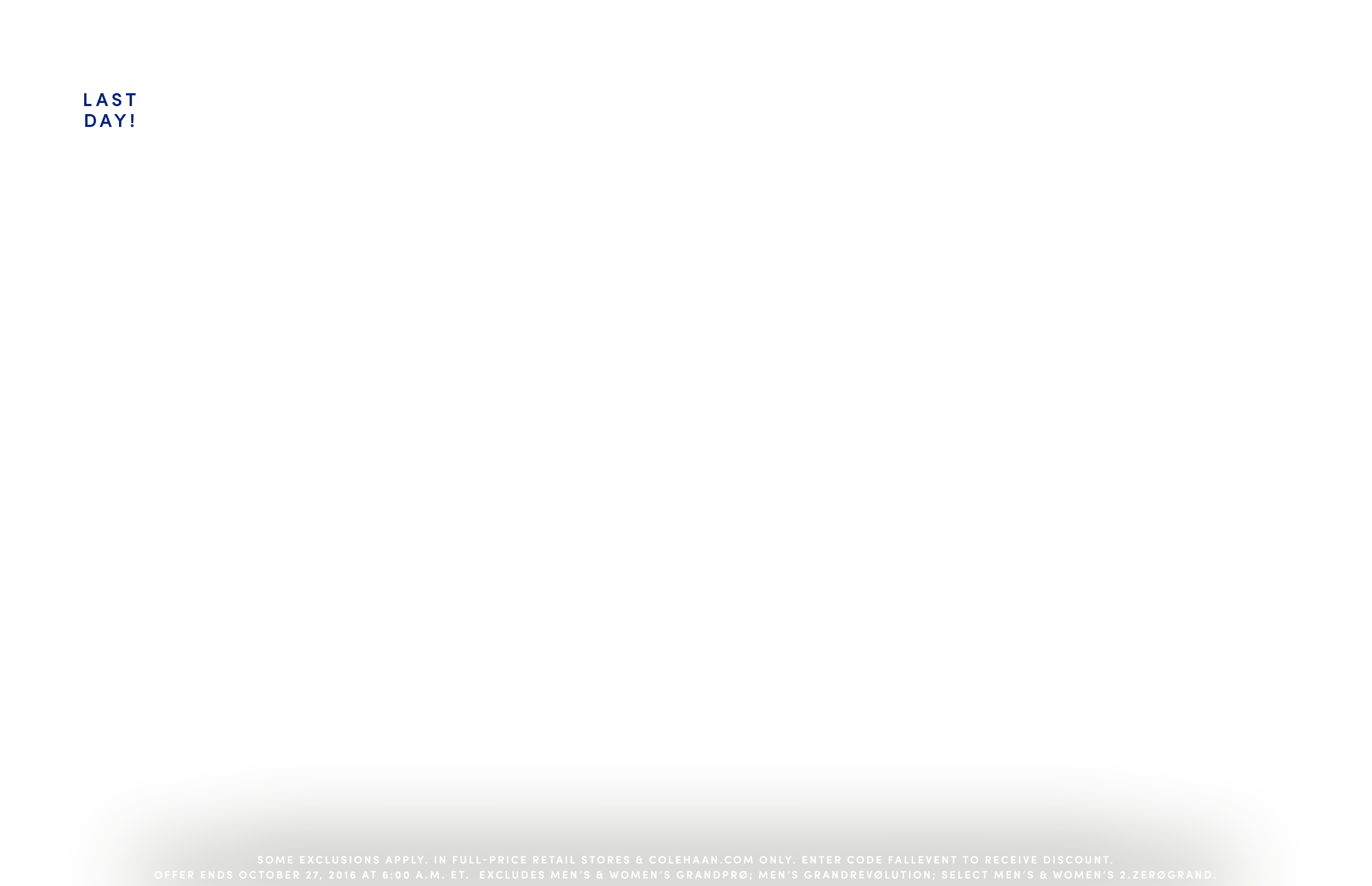 SEMI-ANNUAL EVENT - 30% OFF