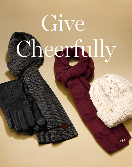 Give Cheerfully: Gifts under $150.