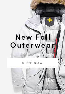 New Fall Outerwear. Shop Now