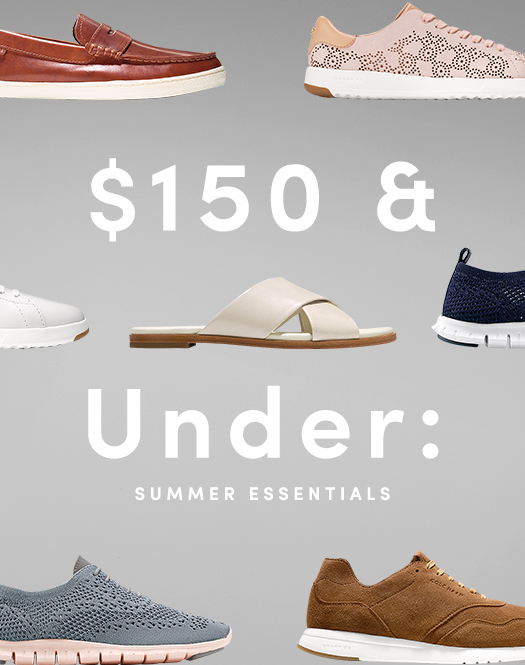 $150 & Under: Summer Essentials.