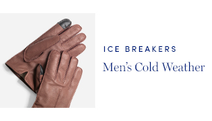 Ice Breakers: Men's Cole Weather