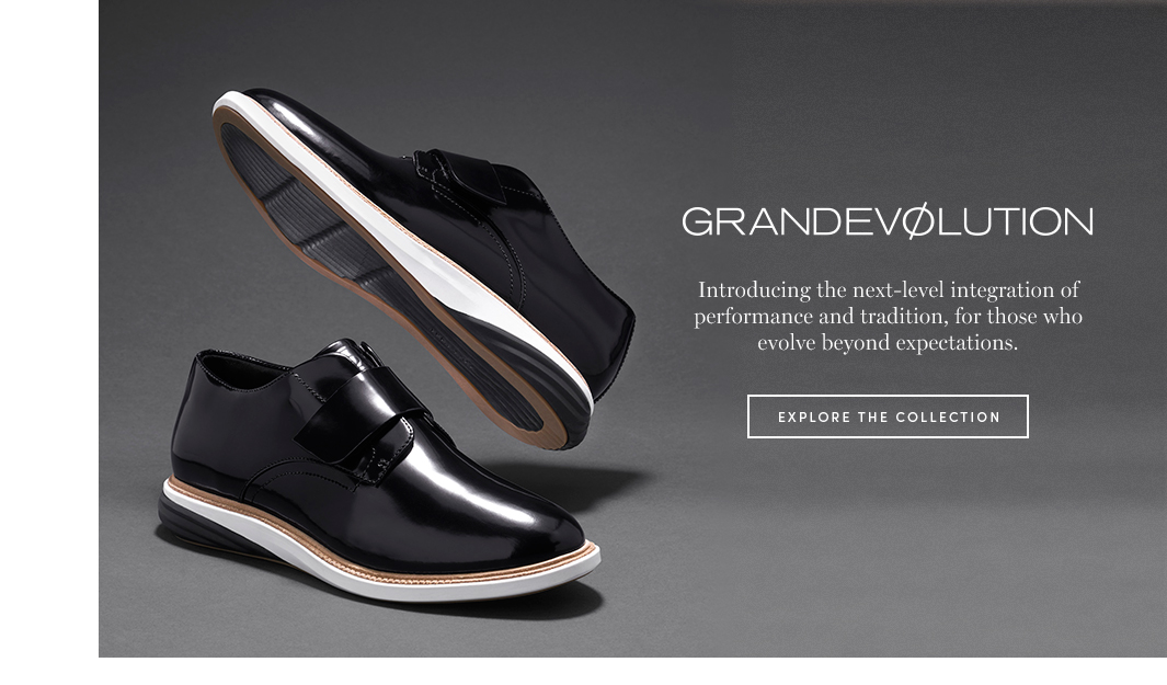 GRANDREVOLUTION: Introducing the next-level integration of performance and tradition, for those who evolve beyond expectations