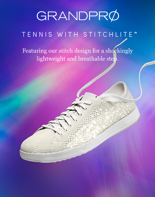 GrandPrø - Tennis with Stitchlite