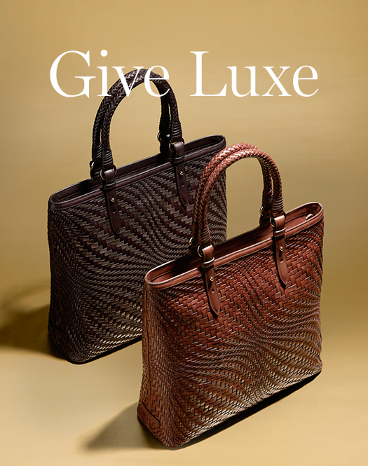 Give Luxe this holiday season.
