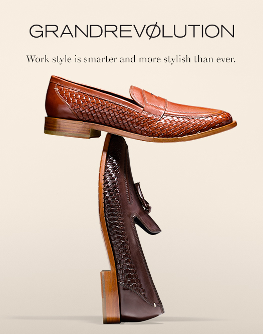 Grandrevølution - Work style is smarter and more stylish than ever