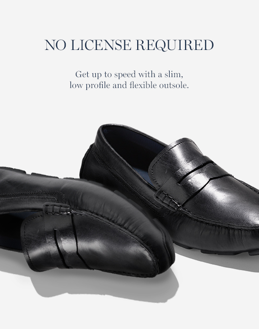 No License Required: Get up to speed with a slim, low profile and flexible outsole.