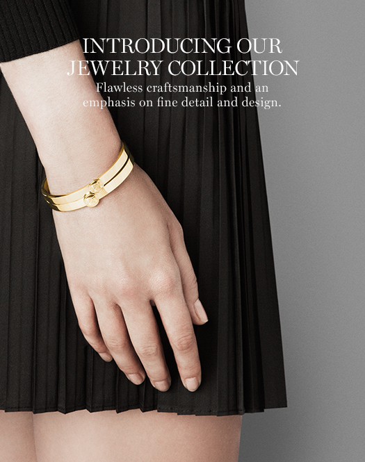 Introducing our Jewelry Collection: Flawless craftsmanship and an emphasis on fine detail and design.