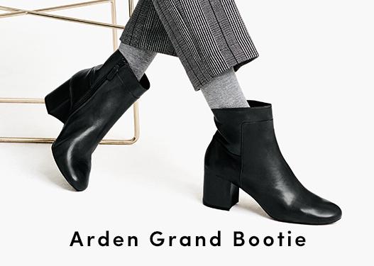 Arden Grand Bootie.