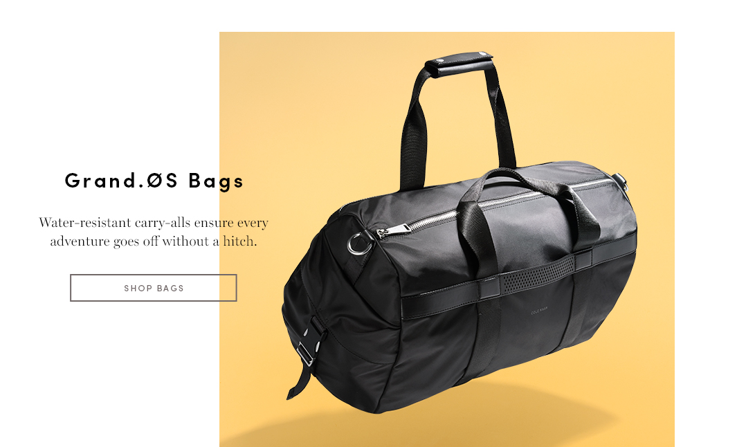Business Partner - The best-selling Washington bags work right along with you.