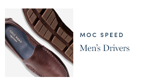 Moc Speed - Men's Drivers