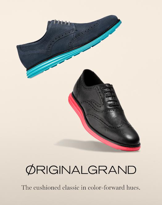 OriginalGrand - The cushioned classic in color-forward hues