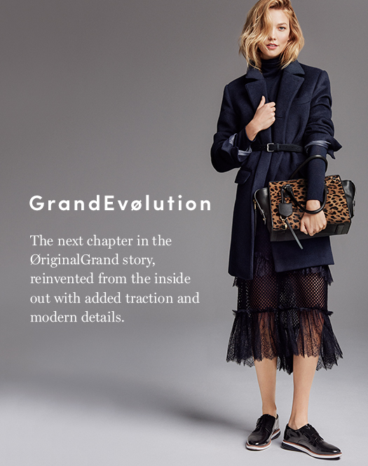 GrandEvØlution. The Next chapter in the ØriginalGrand story, reinvented from the inside out with added traction and moder detals