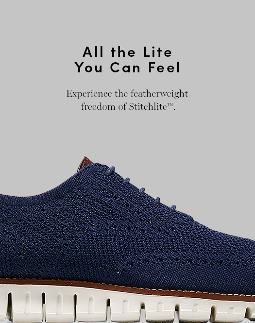 All the Lite You Can Feel: Experience the featherweight freedom of Stitchlite.